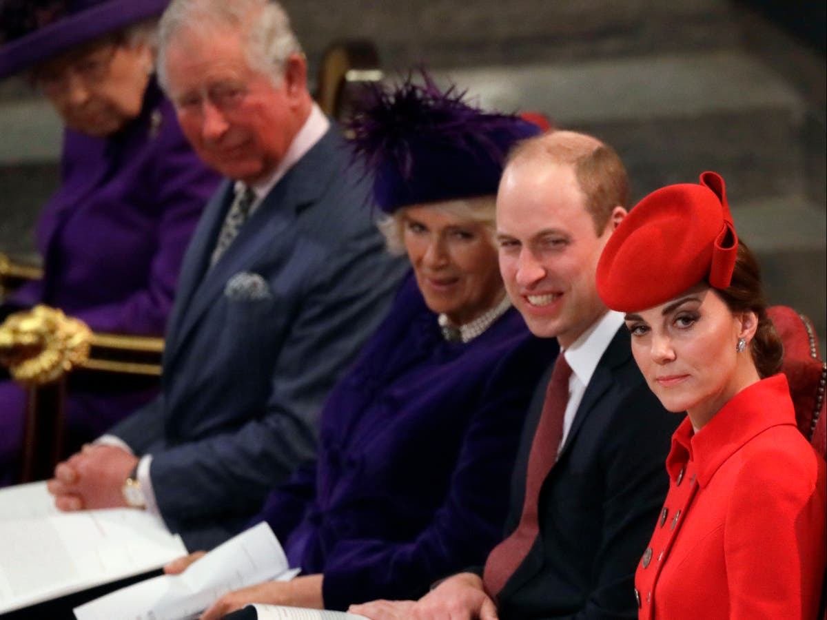 William and Kate to join Charles and Camilla on red carpet for big film premiere