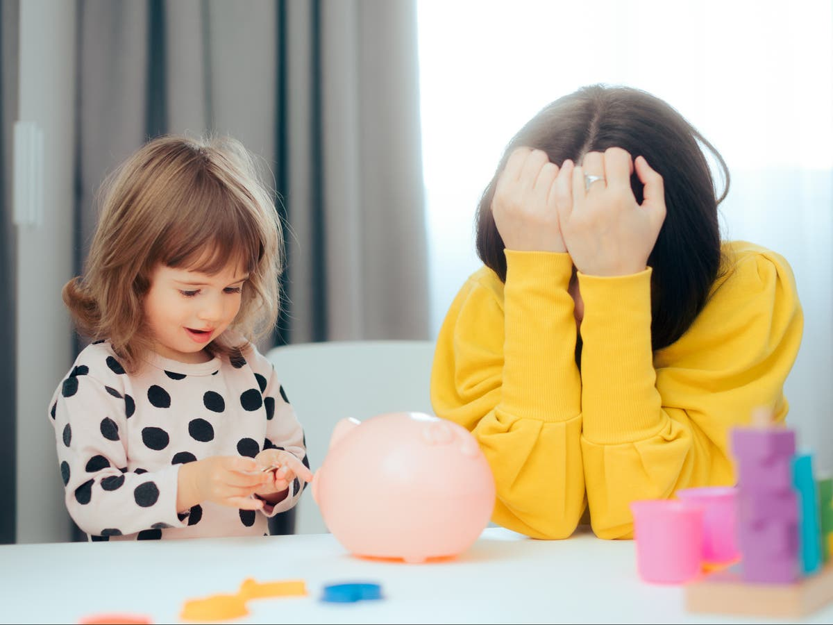 British working parents spend almost a quarter of their income on childcare