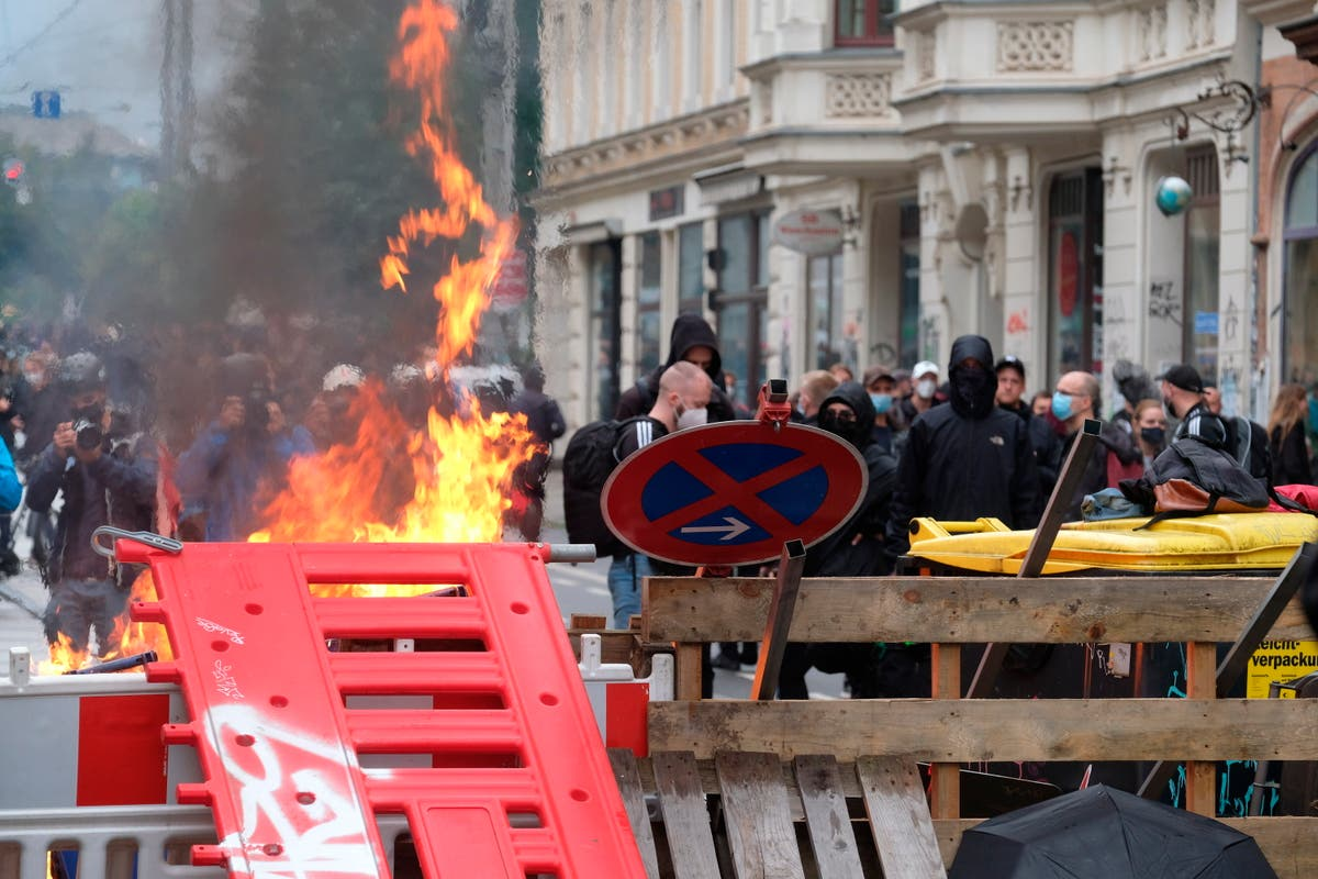Union condemns German police violence toward journalists
