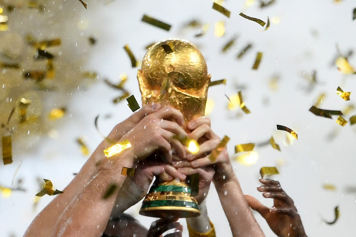 Washington pitches to FIFA to host the 2026 world cup