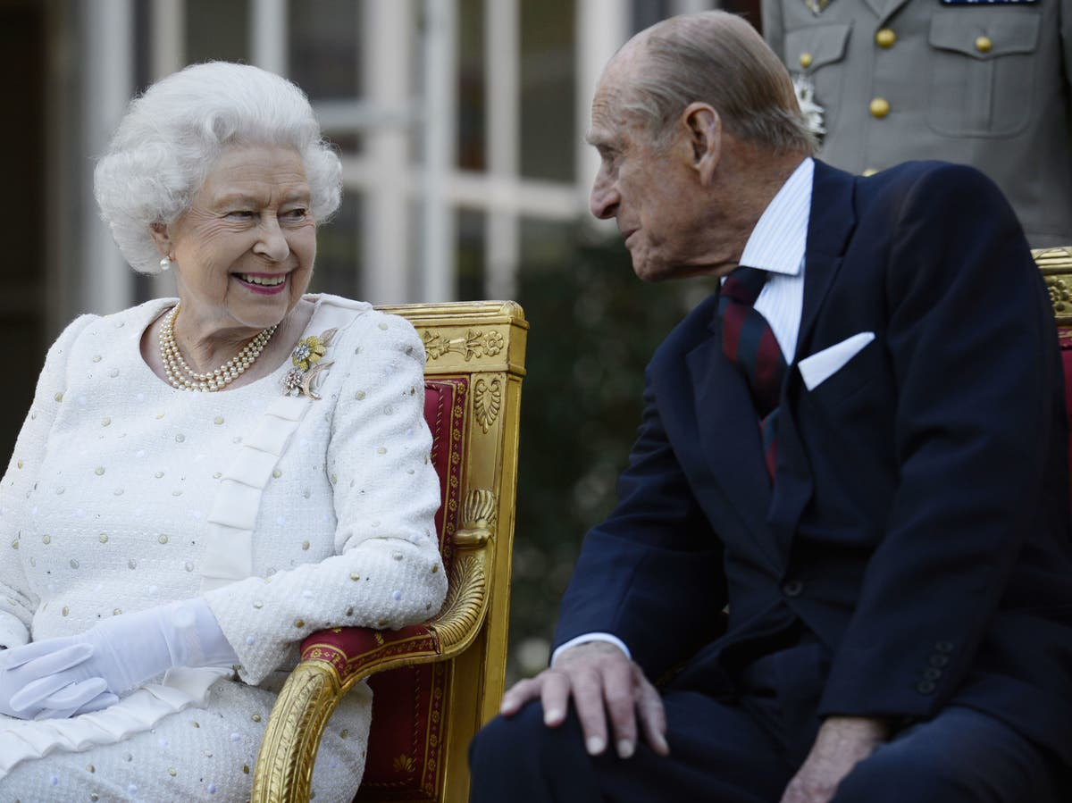 Prince Harry says Queen and Prince Phillip were 'most adorable couple'