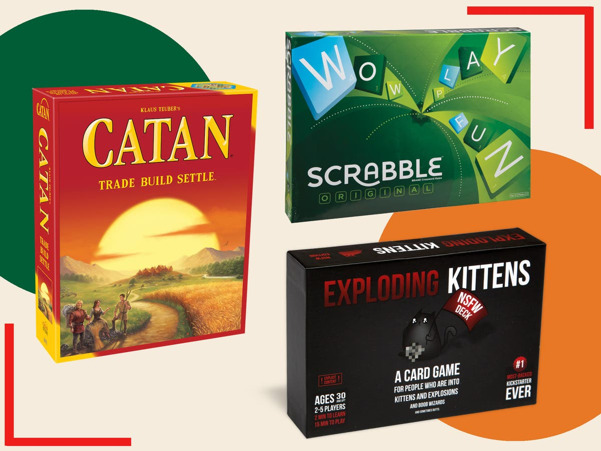 Game on! These board games for adults will test your knowledge and your friendships