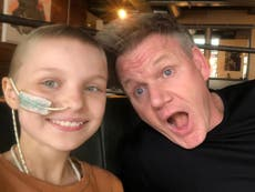 Girl with rare cancer dies after embarking on celebrity bucket list