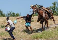 White House condemns 'horrific' video of Border Patrol chasing Haitians at border