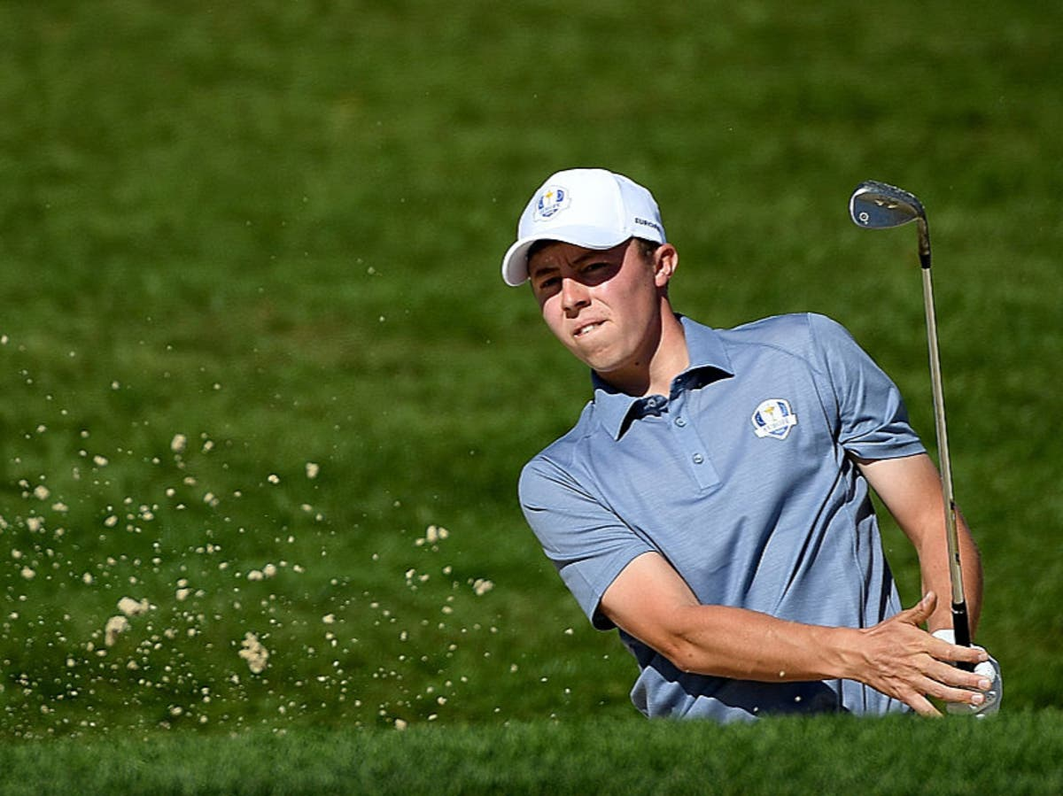 Matt Fitzpatrick: 'I wasn't ready in 2016. I'm a different player now'
