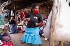 In Nairobi slum, women train to fend off sexual assault