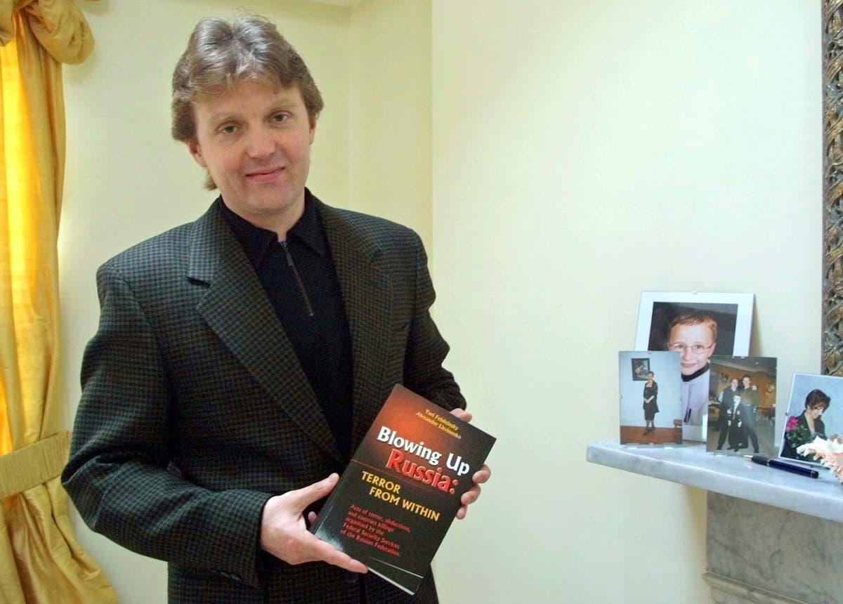 European court: Russia responsible for Litvinenko killing
