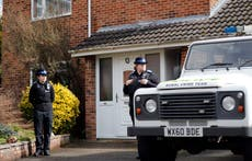 UK police charge 3rd Russian in 2018 poisoning of ex-spy