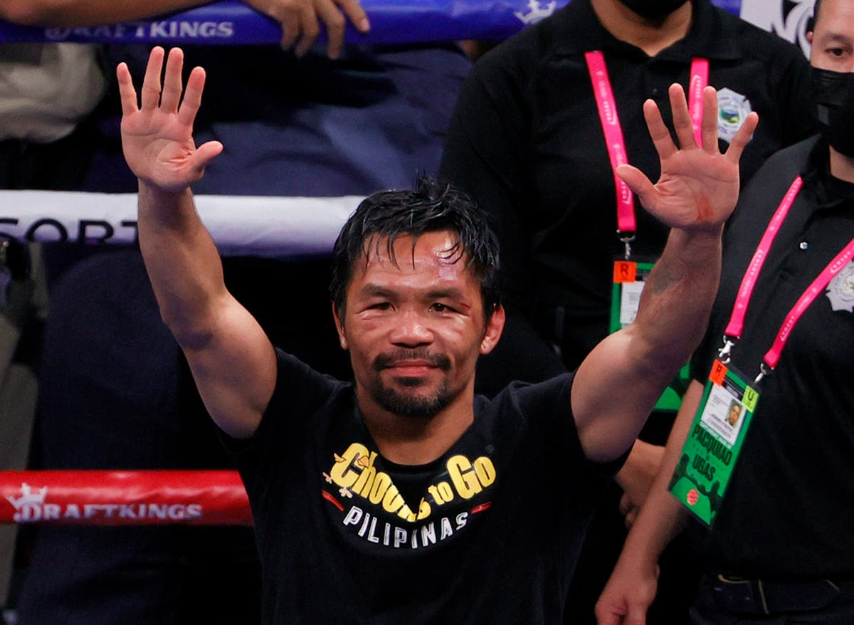 Manny Pacquiao hasn't officially retired from boxing, advisor insists