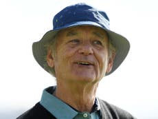 Bill Murray fans are remembering the time he crashed a house party at St Andrews