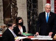 January memo from Trump lawyer spells out plan for Pence to overturn election result