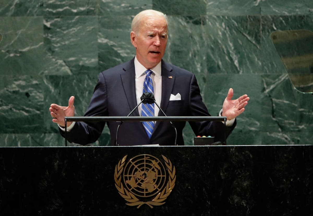 Biden pledges to double financial aid for developing nations to tackle climate crisis
