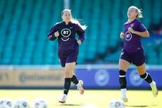 Is Luxembourg vs England Women on TV?