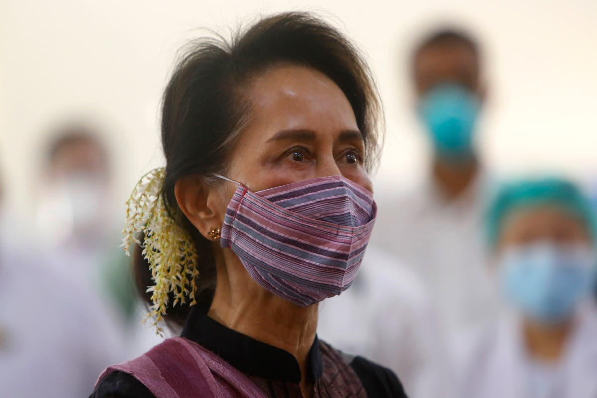 Aung San Suu Kyi lawyer insists she is just 'tired' amid health concerns