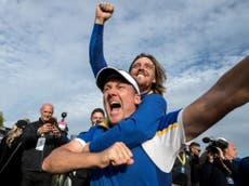 'It's the X factor': Can team spirit tilt the Ryder Cup in Europe's favour?