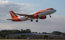EasyJet flight turns back to Glasgow after medical emergency onboard