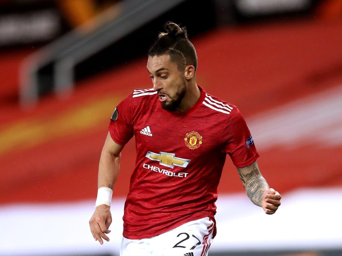 Manchester United defender Alex Telles warns West Ham ahead of Carabao Cup tie