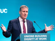 Why does Starmer want to change the way Labour elects its leader?