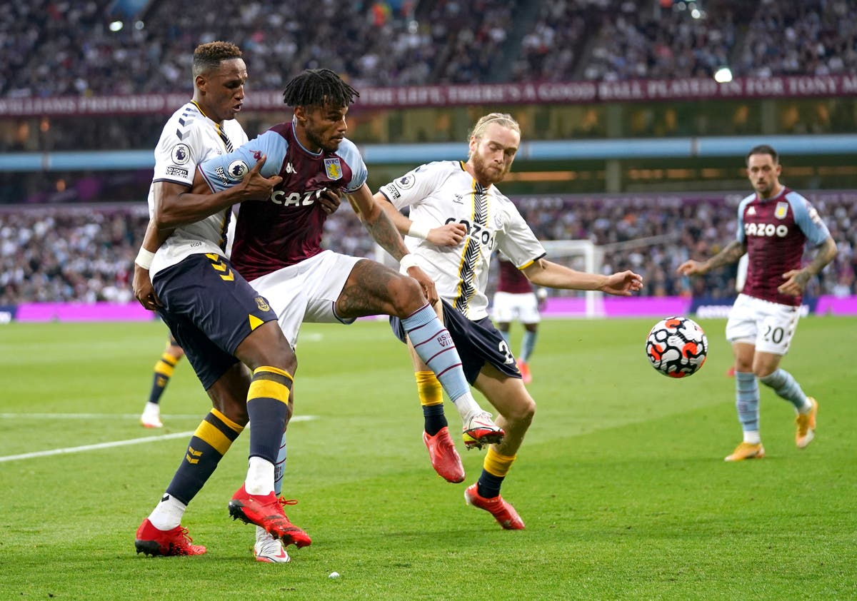 Tyrone Mings: Transition phase at Aston Villa no excuse for poor results