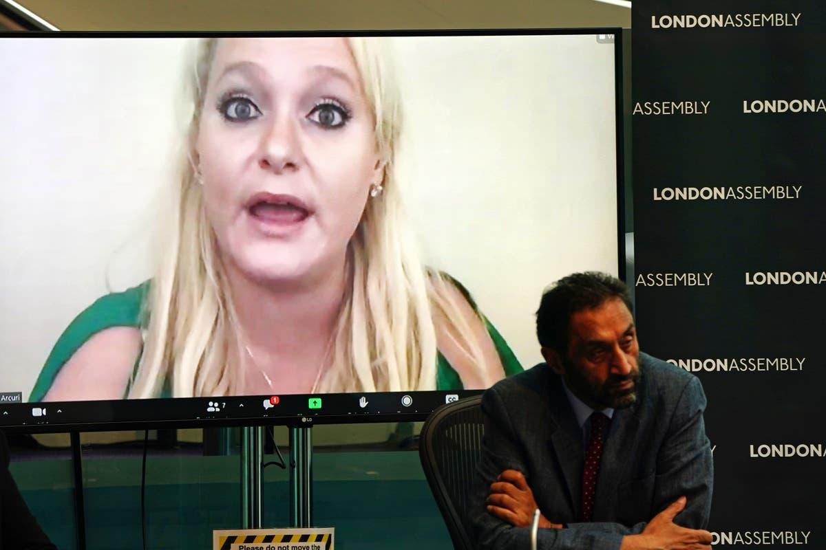 Jennifer Arcuri claims people knew Johnson had 'crush' on her while mayor of London