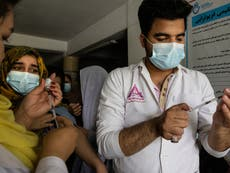 Fix 'grotesque' vaccine inequity, campaigners tell world leaders