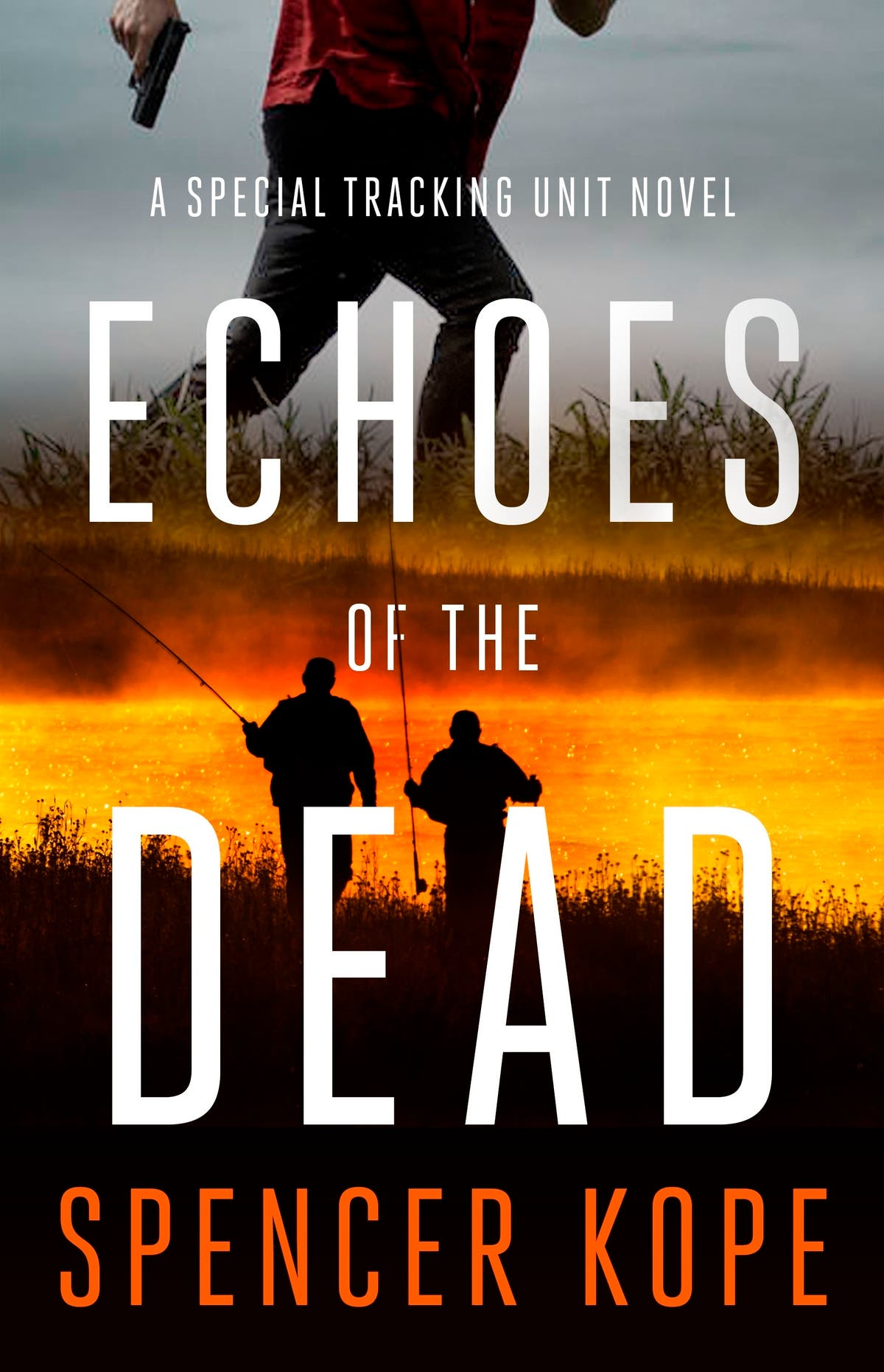 Análise: 'Echoes of the Dead' is a fast-paced thriller