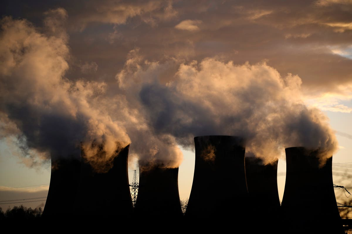 40% think climate failures could lower Britain's world standing