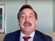 MyPillow guy mocked for pushing back Trump's 'reinstatement' to Thanksgiving