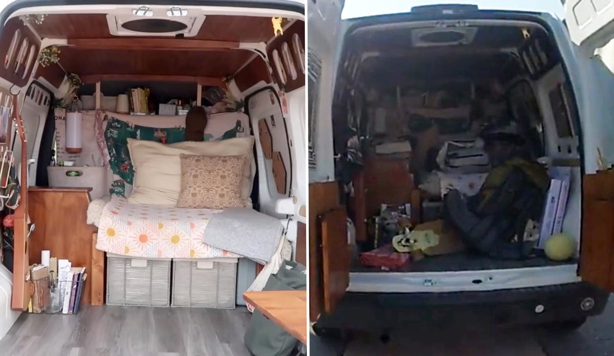 Bodycam footage shows chaotic inside of Gabby Petito's van