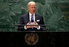 Biden signals that the US is prepared to rejoin the Iran nuclear deal