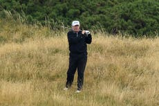 Trump didn't want to build golf course in Africa because of lions fear