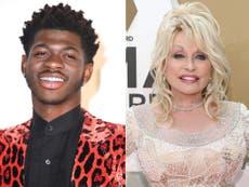 Fans reagerer på Lil Nas Xs 'unike' cover av Dolly Partons Jolene