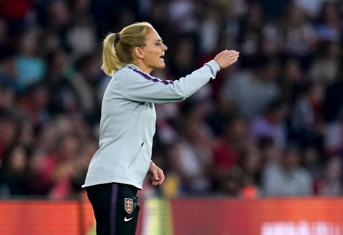 'We've reached all our goals' says Sarina Wiegman after England score 10