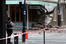 Magnitude 5.8 earthquake causes some damage in Australia