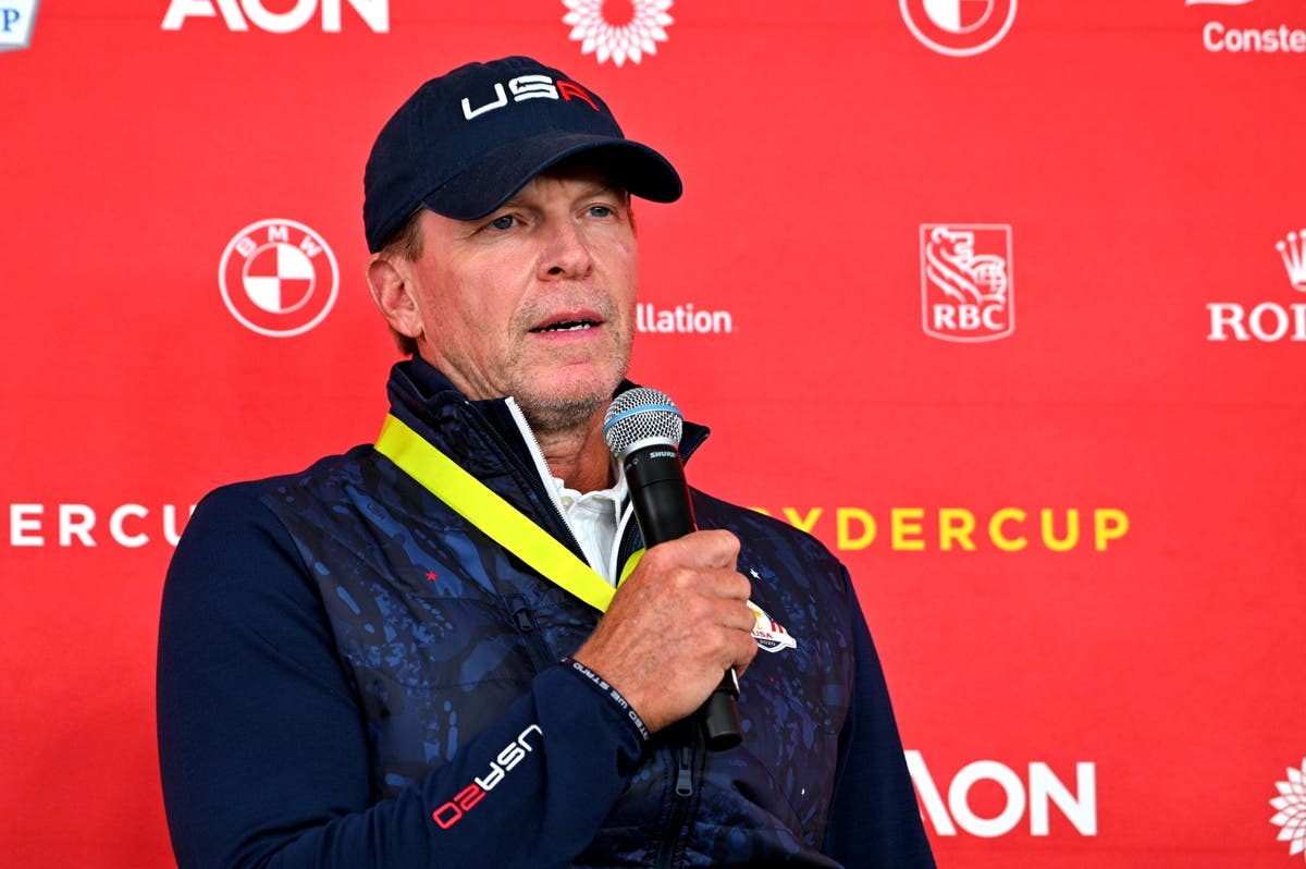 Team USA captain Steve Stricker tells fans not to 'cross the line' at Ryder Cup