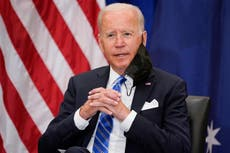 Clip of Biden saying it wouldn't matter if Haiti sunk into the sea reemerges amid Del Rio scandal