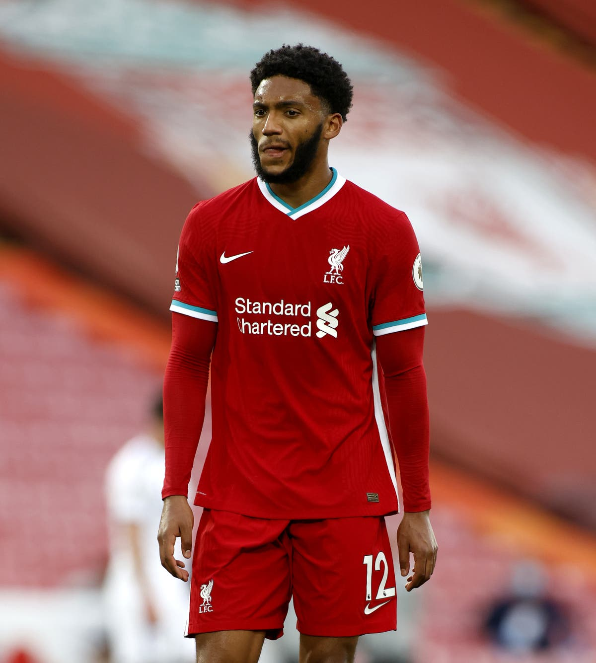 Joe Gomez eager to make up for lost time as he bids to win back starting spot