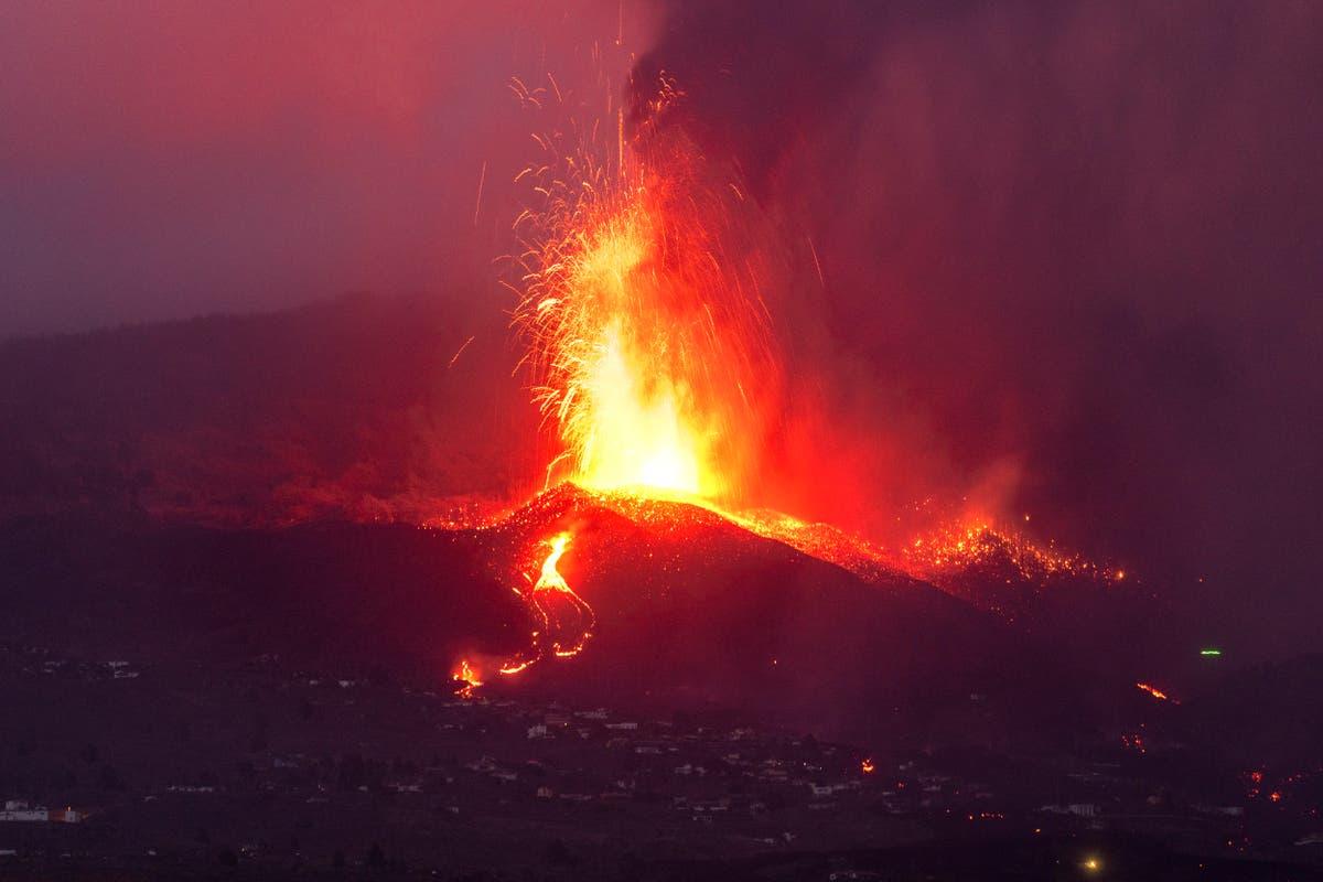 Utbrudd på den spanske øya kan vare 3 måneder, sier eksperter