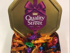 Fears of Quality Street shortage at Christmas as Nestle hit by supply chain crisis