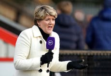 Clare Balding on the things that drive her, and why she no longer has anything to prove