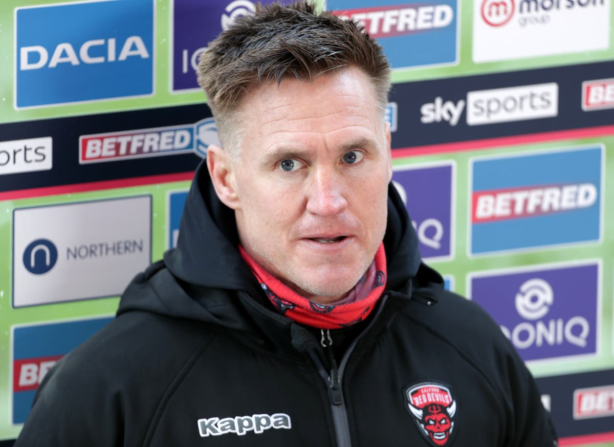 Richard Marshall parts company with Salford after inconsistent campaign