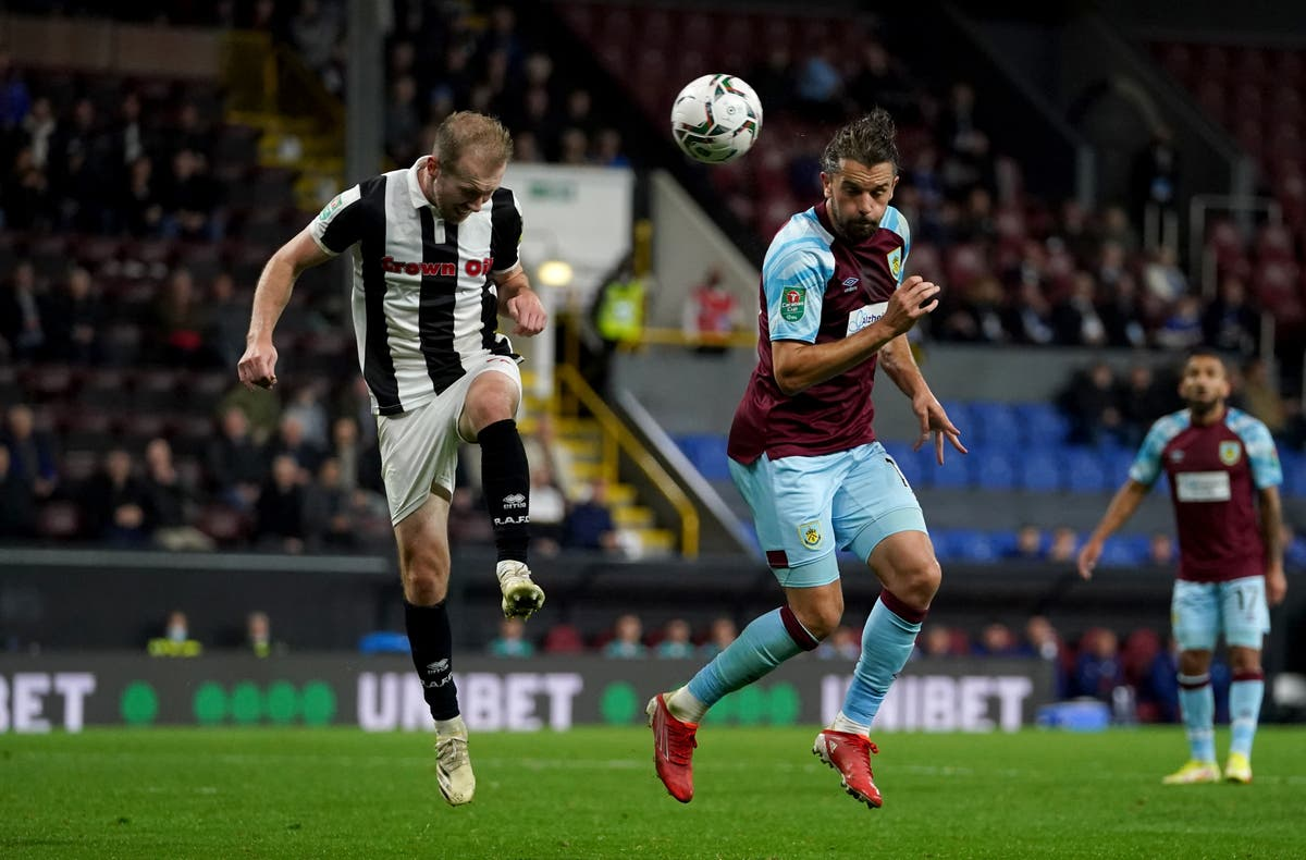 Burnley's Jay Rodriguez eyeing rare Premier League start after four-goal cup haul