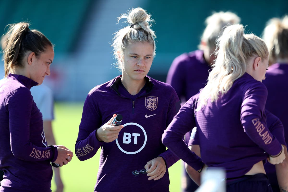 Lionesses are standing tall for Rachel Daly after loss of father – Millie Bright