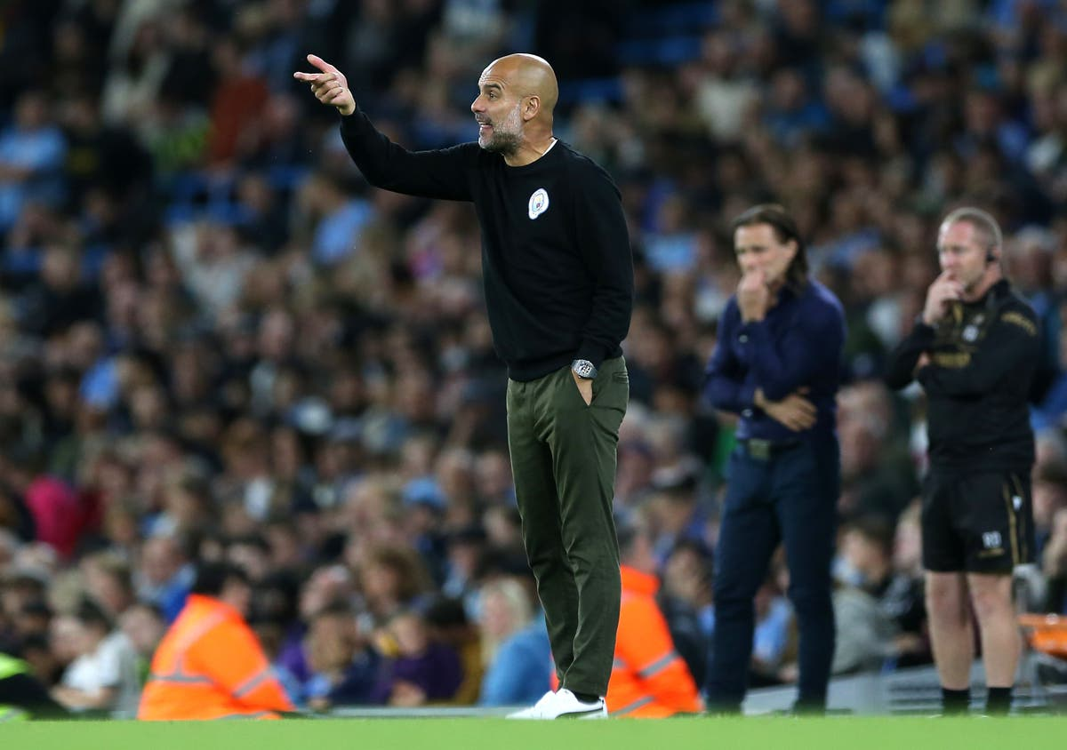 'They have something special': Pep Guardiola praises young Man City stars