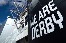 Derby go bottom with 12-point penalty after entering administration
