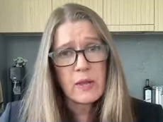 'É assim que a família Trump se comunica': Niece reacts as ex-president sues her