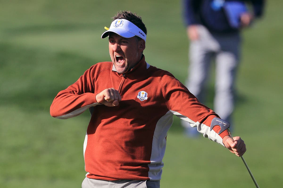 Ian Poulter demands 'extra special' effort from Europe to upset Ryder Cup odds