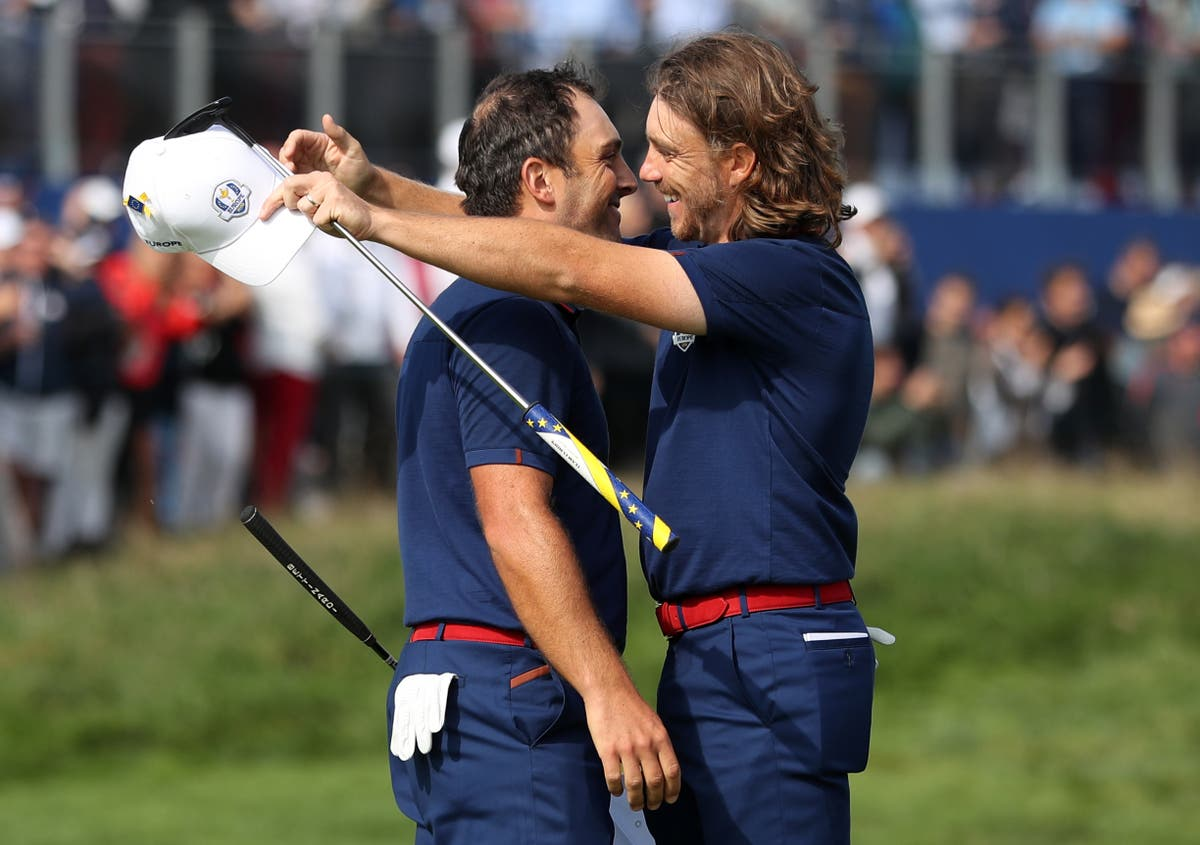 Tommy Fleetwood ready to forge new partnership after 'Moliwood' success at Ryder Cup