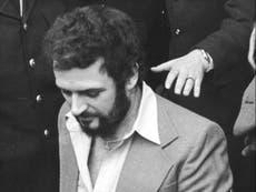 Yorkshire Ripper nektet å skjerme i fengsel før Covid -døden, henvendelse fortalt