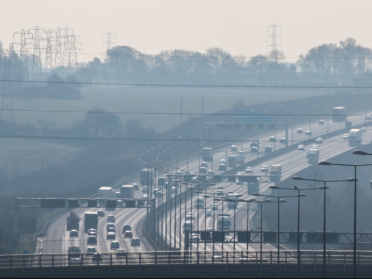 Opinião: Breathing clean air is a human right – one that many don't have in England